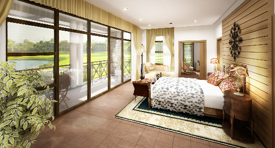 Renders 3d For Master Bedroom Project: Architectural 3D Design & Real Estate