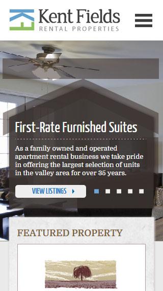 Real Estate Website Design Property Portal Greg Fisher Mesmerizing Apartment Website Design Property