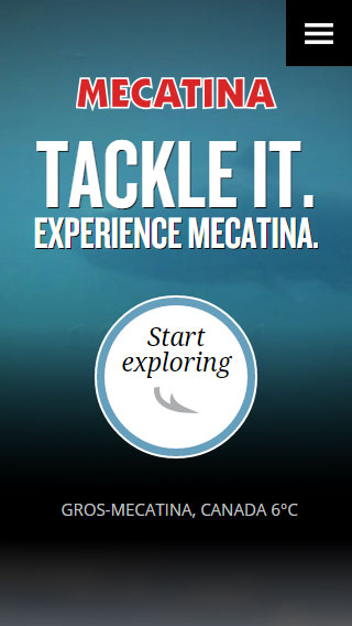 Mecatina Website
